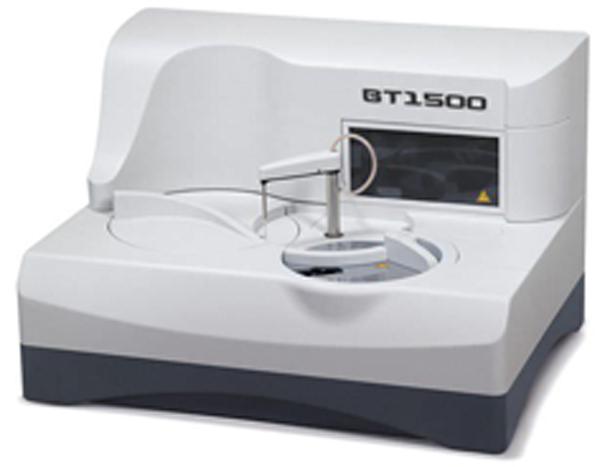 biochemistry analyzer bt 1500